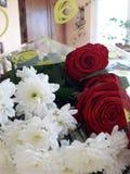 Fleurs del DES del mazzo immagine stock