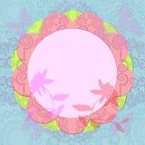 Fleurs et guindineaux Photographie stock