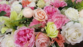 Fleurs fausses Image stock