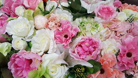 Fleurs fausses Images stock