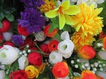Fleurs fond et papier peint Photos libres de droits