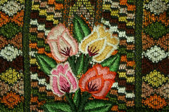 Fleurs guatémaltèques Images libres de droits