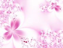 Fleurs idylliques Photographie stock libre de droits