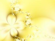 Fleurs légères d'été Photos stock