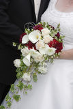 Fleurs nuptiales Photographie stock libre de droits