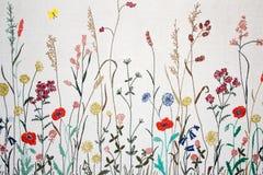 Fleurs piquées photos libres de droits