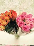 Fleurs pour la célébration Photographie stock