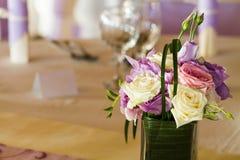 Fleurs pour la décoration Photographie stock libre de droits