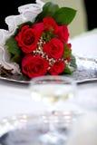 fleurs pour la mariée Images libres de droits