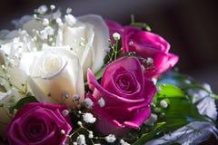 Fleurs pour la mariée Photographie stock