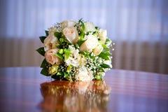 fleurs pour la mariée Photos stock