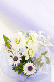 Fleurs pour la table Photo libre de droits