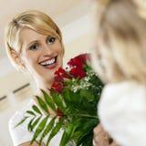 Fleurs pour le jour de mère Photographie stock
