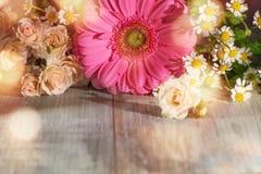 Fleurs pour le jour de mères Images libres de droits