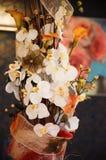 Fleurs pour le mariage Images libres de droits