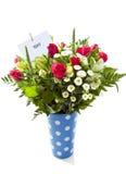 Fleurs pour vous photographie stock libre de droits