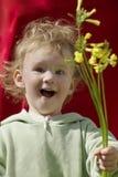 Fleurs pour vous ! Photographie stock libre de droits