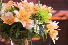 Fleurs romantiques Photos libres de droits