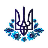 Fleurs ukrainiennes Image stock