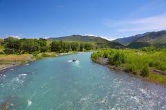 fleuve Photographie stock