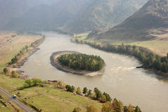 fleuve Images stock