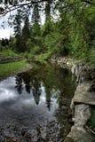 fleuve Photos stock