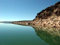 fleuve canadien Image stock