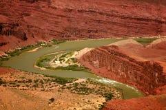 Fleuve Colorado Images libres de droits