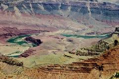 Fleuve Colorado Photographie stock
