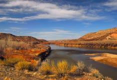 Fleuve Colorado Photographie stock libre de droits