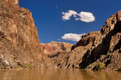 Fleuve Colorado, Gorge grande Photos libres de droits