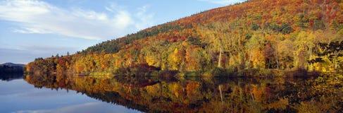 Fleuve Connecticut Photographie stock libre de droits