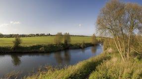 fleuve d'avon Image libre de droits