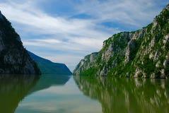 Fleuve Danube Photo stock