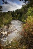 fleuve de capot Photo libre de droits
