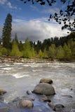 fleuve de capot Photographie stock libre de droits