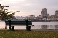 Fleuve de Charles à Boston Photos libres de droits