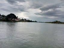 Fleuve de Ganga Photographie stock libre de droits