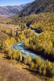 fleuve de lune Images libres de droits