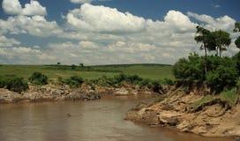 Fleuve de Mara Photographie stock