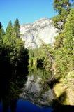 Fleuve de Merced chez Yosemite Photos libres de droits