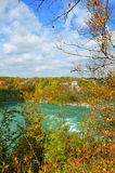 Fleuve de Niagara Photographie stock libre de droits