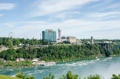 Fleuve de Niagara Photo libre de droits