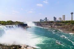 Fleuve de Niagara Images libres de droits