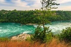 Fleuve de Niagara Image libre de droits