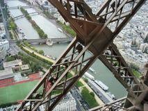 Fleuve de Seine Images stock