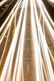 Fleuve des phares Photographie stock