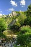 Fleuve du Tarn, La Chadenade, France Image stock