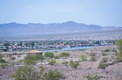 fleuve en fer à cheval Etats-Unis de l'Arizona le Colorado Image stock
