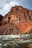 fleuve en fer à cheval Etats-Unis de l'Arizona le Colorado images stock